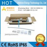 80W 8000LM Jardín Solar LED lámpara de la calle con baterías LiFePO4