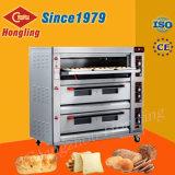 Berufstellersegment-Gas-Backen-Ofen des lebesmittelanschaffung-Geräten-9 für Bäckerei