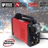 Taille mini portable 160un soudeur à arc MMA inverter welding Machine