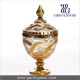 Tarro del caramelo del laminado del crisol del caramelo de Gloden (GB1813TY. Z05-DN)
