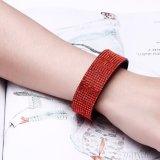 Bijou Shaped géométrique d'imitation de bracelet d'alliage de modèle de mode