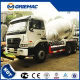 10立方混合タンクトラック6X4の具体的なミキサーのトラック