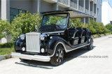 12 Seater elektrisches Golf-Karren-klassisches Auto-klassisches Fahrzeug-Hochzeits-Auto