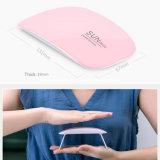 UVgel-Gebrauch-UVlampe der Maniküre-6W für Nagel-Trockner