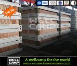 Recipiente vivo móvel da casa do bloco liso da alta qualidade de Wellcamp