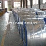 Bobina/cinta de acero galvanizada/existencias rajadas de la bobina