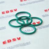 El color verde de la Junta de poliuretano moldeado juntas tóricas