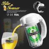 Fabricante de bolha potável da cerveja do frasco, cerveja Foamer