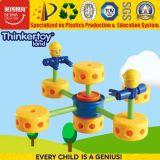 Giocattoli di sogno educativi della sosta della particella elementare della costruzione del giocattolo dei capretti DIY
