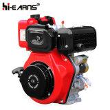 De Rode Kleur van de dieselmotor (HR188FAE)