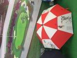 Неподдельный зонтик гольфа слоя Doulble