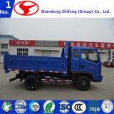 Fengchi1800エンジン4トンのFAW Domperか貨物自動車またはダンプカーまたは媒体またはライトまたはダンプトラック