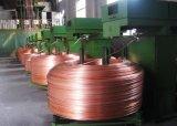 Alambre de aluminio revestido de cobre esmaltado Swg34
