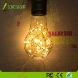 A19 E26 scaldano la lampadina equivalente bianca della stringa di 15W (2W) LED per la decorazione del partito