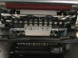 Máquina de corte longitudinal para rollos de papel Jumbo