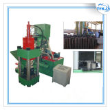 Máquina de cobre de la prensa de las virutas del metal de la máquina del enladrillado (alta calidad)