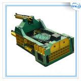Presse à emballer verticale en métal de presse de qualité de vente d'usine de la Chine