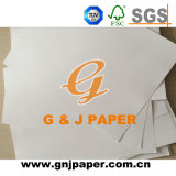 Papier enduit de différentes tailles avec l'empaquetage de palette