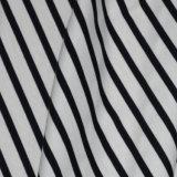 152GSM 100% de los hilados de algodón teñido Mercerized banda terminar Jersey