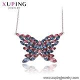 Swarovski 다채로운 나비 원석 목걸이 보석에서 목걸이 00496 Xuping 상한 결정
