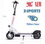 2 Wheels Mini Folding camera Motorized Electric Scooter 2000W 1000watt