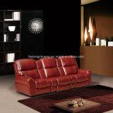 Sofà stabilito VIP88807 del Recliner di vendita del sofà sezionale caldo del salone