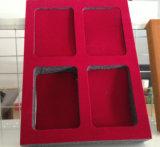 La resistencia al fuego la caja de embalaje de espuma EVA