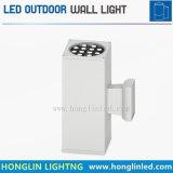 Luz al aire libre de la pared de Intiground IP65 10W LED de la iluminación