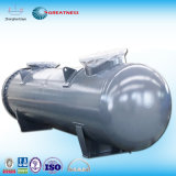 Vapor a alta presión el agua del tubo de Shell el intercambiador de calor modelo Bem400-30 Tema Htri Solución Cálculo