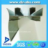 El perfil de aluminio de la protuberancia para la Guinea Ecuatorial hace la puerta de la ventana