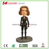 Personalizzato Bobble il Figurine di Polyresin Albert Einstein Bobblehead per la decorazione domestica
