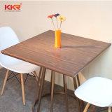 현대 음식 백화점 가구 검정 테이블