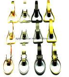 Vente à chaud en acier inoxydable pivotant Pet mousqueton pour sac de la chaîne d'accessoires (Bl2111-16, Bl2111-18)