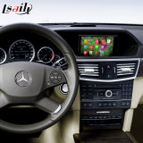 Interfaccia Android del sistema di percorso di GPS video per il codice categoria di Mercedes-Benz E W212 (NTG-4.5)
