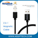 iPhone와 Android를 위한 1 Charging Cable에 대하여 나일론 Braided Magnetic 2