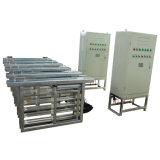Los canales abiertos de lámparas UV Sistema para el tratamiento de aguas residuales