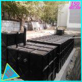Réservoir d'eau en acier souterrain de Bdf
