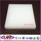 Hoja plástica del molde PMMA de la hoja del acrílico de la tarjeta 3m m de la muestra del LED