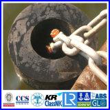 Обвайзер Port гавани цилиндрический резиновый