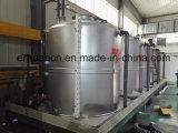 化学腐食性の液体のための5t硫酸の貯蔵タンクの円形のタイプ