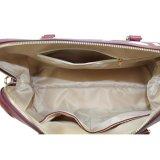 대중적인 좋은 품질 숙녀 끈달린 가방 상표 2PCS 고정되는 핸드백