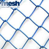 Tejido de diamantes deeslabón de la cadena de metal de alta resistencia de los precios de cerco de cortina