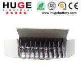 1.4V escogen la batería de la célula del botón de la batería de la prótesis de oído del conjunto (A10/A13/A312/A675)