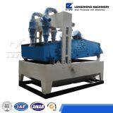Máquina de processamento de areia de sílica para construção e Minery na Austrália