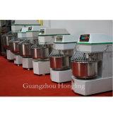 Mélangeur commercial de la pâte de vente de pain de farine chaude de la machine 25kg