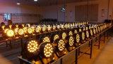 Luz do estágio de Parcan da arruela da parede do diodo emissor de luz de Vello (FEI Colorpar-18 6in1 do diodo emissor de luz)