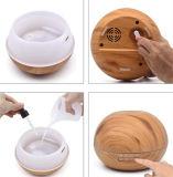 Umidificatore freddo della foschia del grano utilizzato sicurezza del diffusore ultrasonico di legno dell'olio