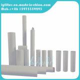 "Buen precio de 1 a 5 micras, cartucho de filtro de membrana de polipropileno de 40"" en Guangzhou fabricante"