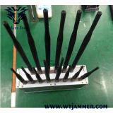 16 Band-TischplattenHandy CDMA G/M 3G 4G Wi-FI Lojack VHF-Radio-Hemmer