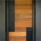 Houten Deur voor Badkamers/de Houten Decoratieve Binnenlandse Deur van het Patroon